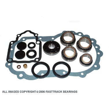 AUDI A3 O2A Gearbox Bearing Rebuild and Repair Kit