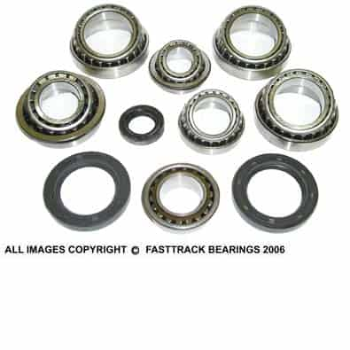 vw polo golf 02a 02j 02r 0a4 gearbox bearing rebuild kit fast track bearings. Black Bedroom Furniture Sets. Home Design Ideas