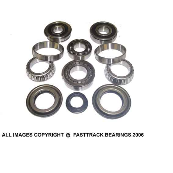 bmw mini cooper mini one 5 speed r50 gearbox rebuild kit dealer type seals