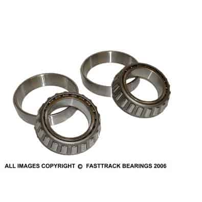 FORD IB5 DIFFERENTIAL BEARING SET STEEL CAGED